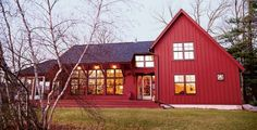 Boston Architects: Eck | MacNeely Architects inc.--dig the modern farmhouse look