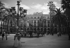 Plaza Real by Eugenio Mondejar on 500px