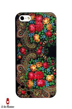 iPhone 5 Hülle – ANNA Limited Edition | Shop à la Russe I LOVE mine!