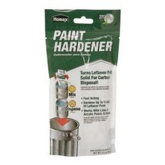Homax Paint Hardener | The Home Depot - Model 2134---GET RID OF ALL MY OLD PAINT!!!!!