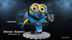 Comical DESPICABLE ME Minion Cosplay Character Art — GeekTyrant
