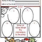 Packet includes 3 fiction and 2 non-fiction reader response forms for use with emergent to grade level readers.  ...