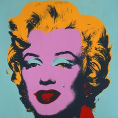 Andy Warhol Marilyn Monroe Pink oil painting for sale; Select your favorite Andy Warhol Marilyn Monroe Pink painting on canvas or frame at discount price. Andy Warhol Marilyn, Andy Warhol Pop Art, Marilyn Monroe Fotos, Marylin Monroe, Roy Lichtenstein, Pittsburgh, Biennale De Lyon, Galerie Creation, Art Rose