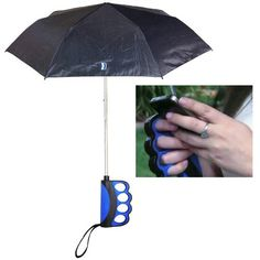 Brolly Umbrella – Send texts while singing in the rain