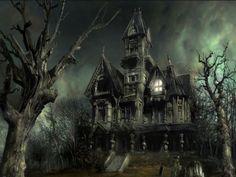 Classic Haunted House