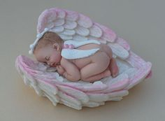 Hey, I found this really awesome Etsy listing at https://www.etsy.com/listing/230928725/edible-baby-girl-angel-christening