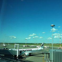 @That John   Gloriously sunny day at Helsinki Airport Helsinki Airport, Best Car Rental Deals, Airport Car Rental, Balcony Garden, Sunny Days, Sunnies, Instagram Posts, Socks, Hosiery