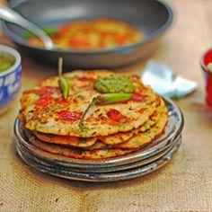 South Indian Pancake