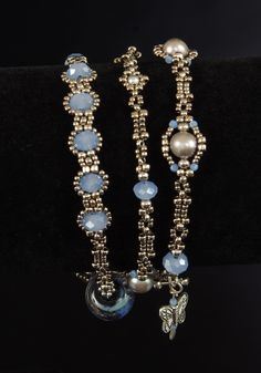 NEDbeads: Bead Hoarder's Blog Hop and a New Tutorial