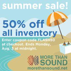 Save 50% on all inventory! Offer ends August 3. #mindfulness #psychology #leadership #emotionalintelligence