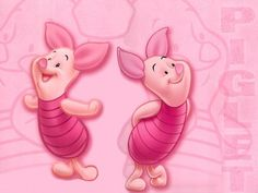 Piglet Wallpaper - winnie-the-pooh Wallpaper