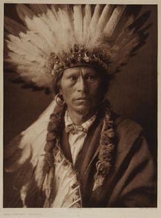 Chief Garfield, Jicarilla [Apache], ca. 1904  photo by Edward Curtis