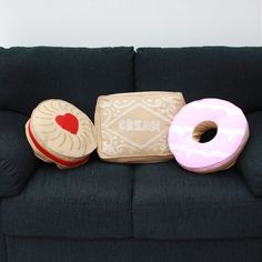 Cushions can help add that quirky touch you've been looking for! #SofaBargains