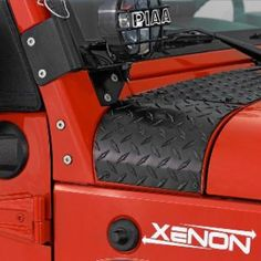 Warrior Products JK Jeep Center Cowling Cover