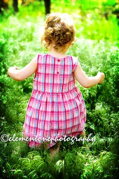 Outdoor Child photography ideas