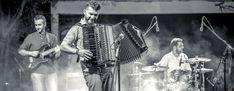 Το μουσικό σχήμα του Θάνου Σταυρίδη, dRom, στην ταράτσα της ΕΣΗΕΜΘ Concert, Concerts