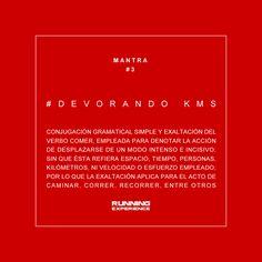 #CorredorLiterario #Mantra #3 #DevorandoKms