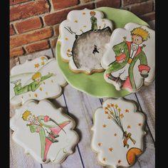 cookies do pequeno Príncipe #inlove