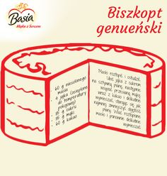 Jak przygotować biszkopt genueński. Polish Recipes, Healthy Dishes, Baking Tips, Confectionery, No Bake Cake, Good To Know, Cake Recipes, Easy Meals, Food And Drink