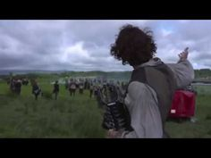 Sam Heughan - Outlander Season 3 set - YouTube