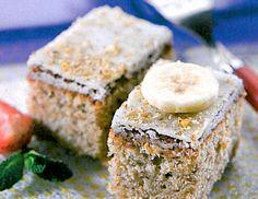 Glutenfreier Bananenkuchen - Rezept - ichkoche.at