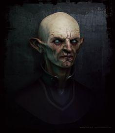 vampire | ... is inspired by nosferatu vampires in Vampire: The Masquerade rpg