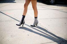 Moda en la calle en la Semana de la Moda de Nueva York Septiembre 2014 © Josefina Andrés