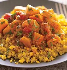 quinoa zucca carote
