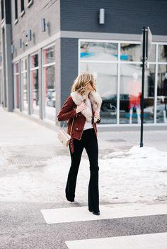 Winter Flare (See Jane Wear) via See Jane / @seeannajane