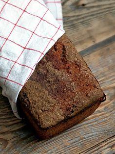 smakołyki alergika: bezglutenowy chleb gryczany