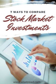 Thinking of getting started in stock market investing? Here's to compare the numbers | #stockmarket #stocktips #stockhacks #stockadvice #investing #investment #invest #investnow #banking #bankingtips #makemoney