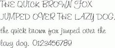 freehand font - Google Search