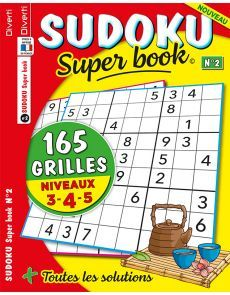 SUDOKU Super book 02 - Niveaux 3-4-5 Games, Books, Autumn Theme, Entertaining, Gaming, Libros, Book, Book Illustrations, Plays