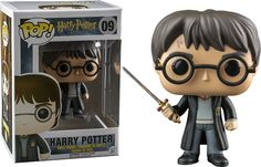 FUNKO POP! Harry Potter with Godric Gryffindor's Sword