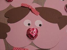 Valentine preschool