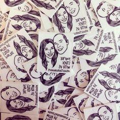 Custom Portrait Tattoo @lilimandrill www.lilimandrill.fr #etsy #EtsyGifts #EtsySuccess #etsywedding #wedding #mariage #bride #diy #couple #giftforcouple #handmade #gift #tattoo #temporarytattoo #favor #weddingfavor #etsymatch #etsylove #engagement #bride