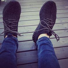 Shoes by #adidasoriginals #adidas #yeezy #yeezy350 #yeezyboost Photo by @khshoestar + @kingbaxrd