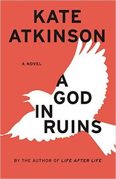 A God in Ruins by Kate Atkinson: Atkinson's A God in Ruins is a companion book to Life after Life, and it lives up to that fantastic novel (a tall order indeed). A God in Ruins tells the story of Teddy, the beloved brother of Ursula and a pilot in. New Books, Good Books, Books To Read, Books 2016, Best Historical Fiction, Thing 1, Best Novels, Up Book, After Life