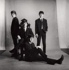 The Beatles by Astrid Kirchherr