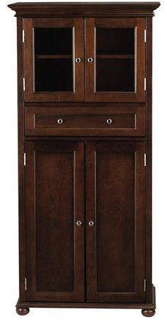 Armoires/wardrobes Expressive An Edward Vii Mahogany And Burr Walnut Wardrobe Good Condition !!!