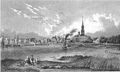 Gravures van Nederlandse steden (Terwen 1858) @ the end of the net