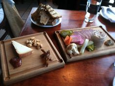Katie went to popular SF haunt Beast and the Hare with some friends over the weekend. Yum!