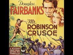 Robinson Crusoe - full movie adventure - YouTube