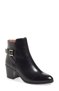 Black Ankle Booties - NORDSTROM ANNIVERSARY SALE - Fashion Jackson