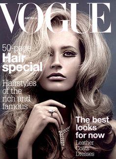 vogue australia hair : Nicolas Jurnjack https://www.facebook.com/Hair.Nicolas.Jurnjack?pnref=story, http://instagram.com/nicolasjurnjack/, http://nicolasjurnjack.com model Anika Dop. photo: Jason Capobianco Makeup: Noni Smith   Styling: Anna Hewett