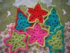 Crocheted Christmas!    The beginnings of Christmas Crochet!