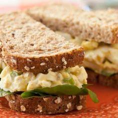 Salata od jaja za sendviče