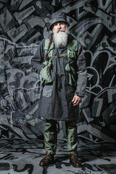 engineered garments - fall 2016 menswear