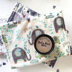 Burp cloths and a gentle bum cream are baby essentials! Our burp cloths are backed with super absorbent towelling fabric. Baby Essentials, Burp Cloths, Cream, Fabric, Instagram, Creme Caramel, Tejido, Tela, Layette