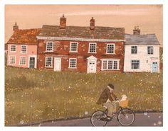 Lucy Grossmith (heart-to-art) - Bike ride